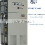 400V 50Hz 150kvar-2400kvar SCR high-speed reactive powrer compensation to improve low power factor