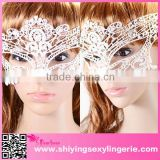 Beautiful Lace Queen Party fabric lace halloween party mask masquerade ball masks www sex xxx com
