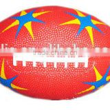 rubber mini rubber rugby ball
