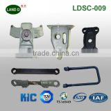 Several Types of Small Dump Trailer Util Truck Suspension Parts