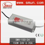 SMV-150-24 150W Power Supply 24VDC Waterproof LED Driver