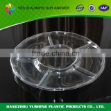Blister process type disposable arabic tray set