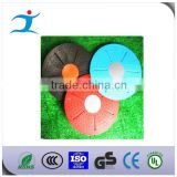 2015 hot fitness wobble board plastic exercise balance board