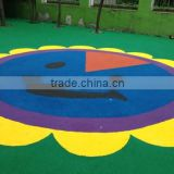 Hot sale EPDM Black Granules, Colored EPDM crumb rubber, EPDM granules for outdoor playground-FN-A-16080902                                                                                                         Supplier's Choice