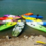 A variety of color kayak Leisure kayak sit on top/ocean fishing kayak sit on top/sea fishing kayak sit on top