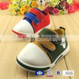 high quality colour leather kid baby shoes sneaker                                                                         Quality Choice