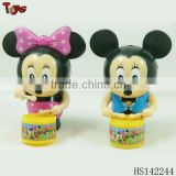wind up plastic mouse toy