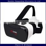 New Products 2016 VR Case 5th Plus Virtual Reality 5plus 3D Glasses VR Box Open Hot Sexy Girl Video for Smartphones