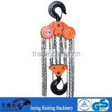 Heavy duty HSZ types of 20 ton manual crane hook block
