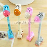 promotion gifts DIY creative stationery hippopotamus ball-point pen Lovely meng donkey donkey pen cartoon pen