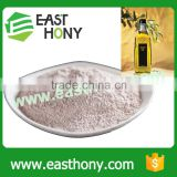 Activated bleaching bentonite clay for olive oil