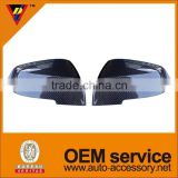 Plastic ABS Chrome Door Mirror Cover For BMW 3 Series