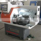Oil bath type automatic feeder HAISHU CK0640A CNC lathe CNC lathe machine, the price is materially beneficial