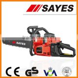 Gasoline green cut chainsaw XY-CS5918 for sale