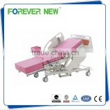 YXZ-B48 electrical childbirth obstetric delivery table,gynecologic obstetric delivery table