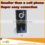 Hot wireless camera ip security cctv home surveillance mini cube baby monitor wifi P2P dobby app