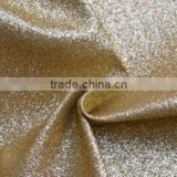 Water-based Mixture of Polyurethane and Acrylic Resin for Glitter, Golden and Silver powder or Flake on Fabric