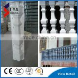Durable factory price abs plastic concrete baluster mould