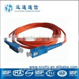 Supply LC/SC/FC/ST type Single Mode and Simplex Fiber Optic Patch Cord fc optical patch cord