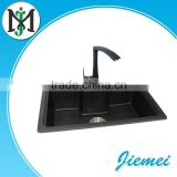 Sink series quartz stone kitchen sink/quartz kitchen sinks with polished surface /coffee double bowl kitchen sink