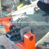 portable track pin press hand power hydraulic master pin press