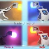 Red Light Therapy Devices 7 Color Red/Blue PDT LED Light Therapy Machine For Acne Removal Machine 590 Nm Yellow