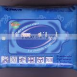 Wet wipes(0.011usd~0.53usd for baby,hard surface,adult)