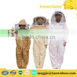 High Quality Kids Beekeeping Suit / Suits for children / kids beekeepers Coverall with fancy veil
