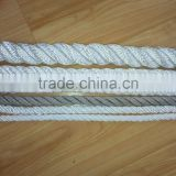 Twisted rope PP multifilament 3 strand rope