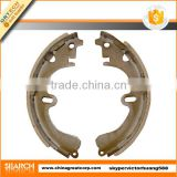 K2285 chinese cast iron brake shoes for Toyota