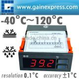 Digital Mini Microcomputer Temperature Controller -40~120 degree C Range + 2M Wire Length + NTC Sensor Type