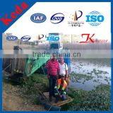 Diesel Engine Hydraulic System River Cleaning Boat for Sale
