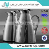2014 Wholesale practical glass liner vacuum hotel jug(JGUD)