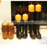 inflatable high boots Holder thicken aerated shoe Tree