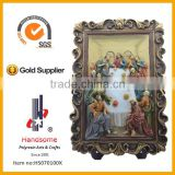 Last supper wall decor last supper carving last supper