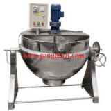 stainless steel gas/electric/steam jacket kettle(CE certificate)