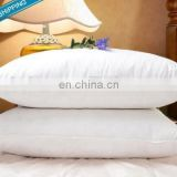 2 x Duck Feather Pillow 100% Duck Feather Pillow Goose Feather and Down Pillow Insert