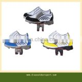 golf hat clip and shoe ball marker