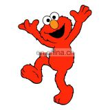 High quality hot sell Chinese new year elmo mascot costume