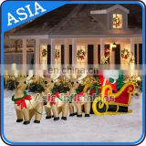 Inflatable Decoration For Party Led Inflatable Christmas Decorations