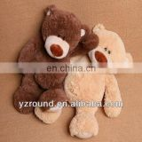 Hug me teddy soft plush toy with EU standard toy