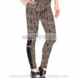 Sexy Wholesale Most Classic Cheetah Legging photo women open legs