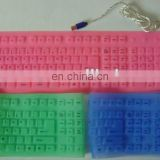 Hot Sell Practical silicone keyboard