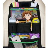 Backseat Organizer for baby travel accessories