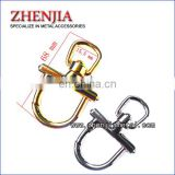 metal bag clasp hook