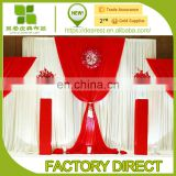 colourful wedding backdrop for wedding decorations wedding backdrop curtains