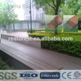 outdoor Chinese style wpc garden bench cheap