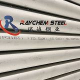 Stainless steel seamless pipes 1.4571