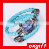 Oxgift Explosion models retro Roman snake bracelet watch fashion gift watches female form Ms.