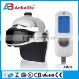 Relaxing eye massage machine relieve eye bags head eye massager with CE RoHs